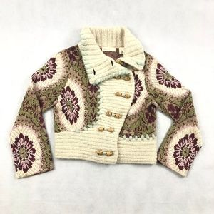 Sleeping on Snow Piazza Lucca Knitted Cardigan XS